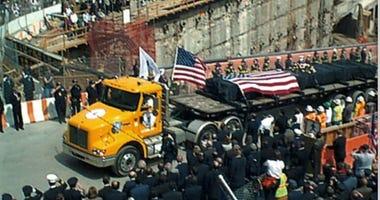 Ground Zero last load