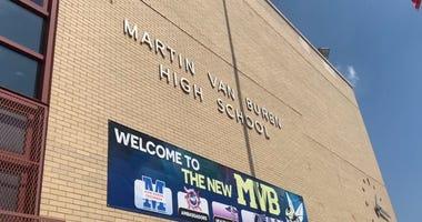 Martin Van Buren High School