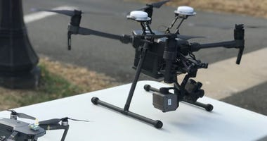 NYPD drones