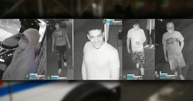 Queens Robbery Suspects