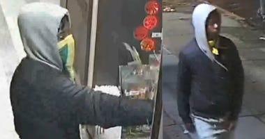 Bodega Robbery Suspect