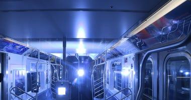 MTA UV Light
