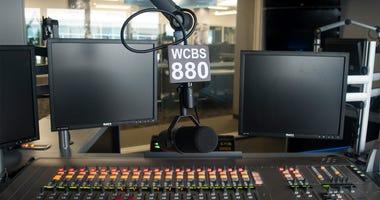 WCBS 880 Studio