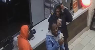 Bronx Burger King Suspects