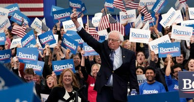 Bernie Sanders New Hampshire Primary