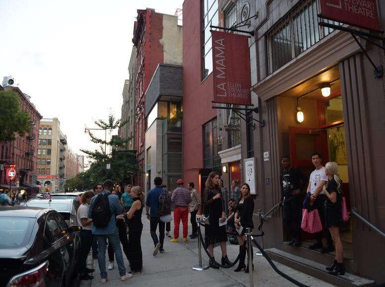 LaMaMa Experimental Theatre Club
