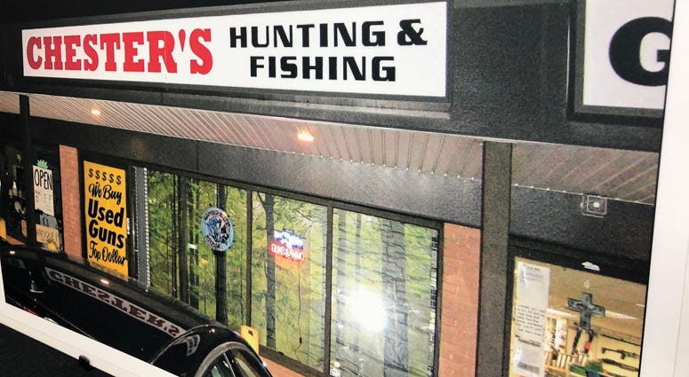 Chester's Hunting and Fishing store in Ronkonkoma