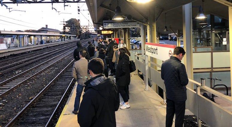 Westport Metro-North Station