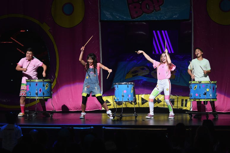 KIDZ BOP performing at the Beacon Theater.