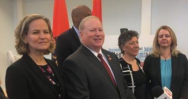 Nassau County Legislator Arnold Drucker
