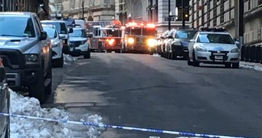 Lower Manhattan Manhole Explosions
