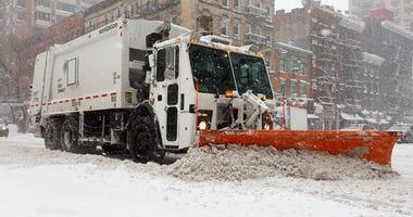 New York City Plow