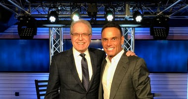 CEO Radio Host Ray Hoffman With Kevin Harrington