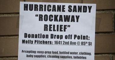 Rockaways After Sandy