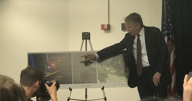 Manhattan DA Cyrus Vance Outlines New York City Towing Bust