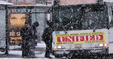 Nor'easter Hits Tri-State Area