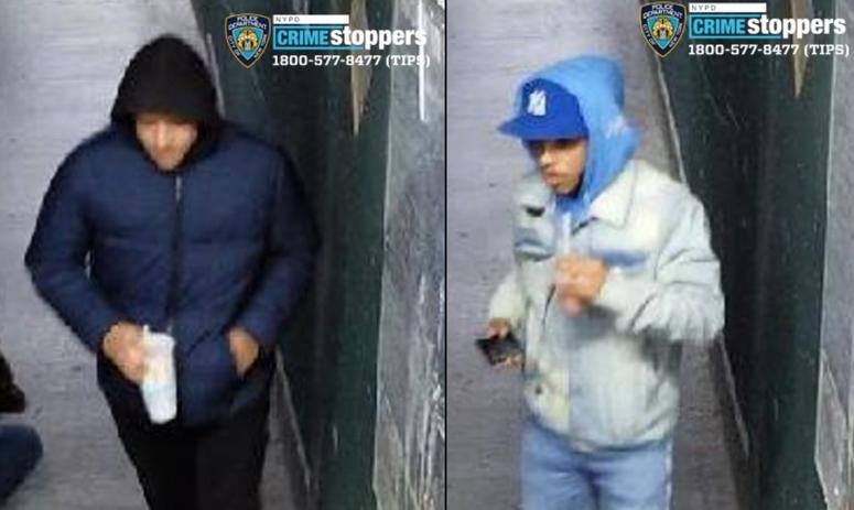 UWS robbery suspects