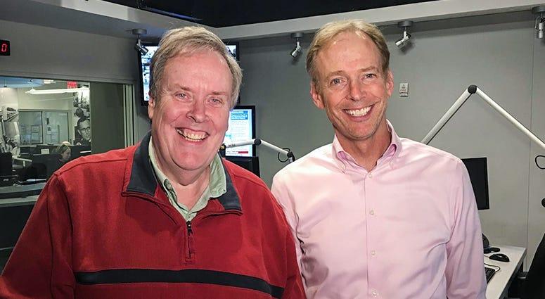 Wayne Cabot and Paul Murnane