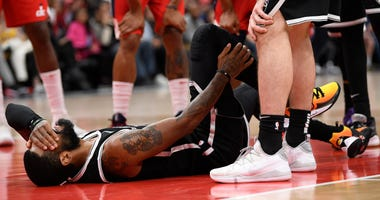 Nets' Kyrie Irving To Have Season-Ending Shoulder Surgery