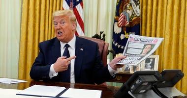 Trump Preparing Order Targeting Social Media Protections