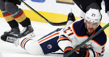 Oilers' Green joins list of players opting out of NHL return