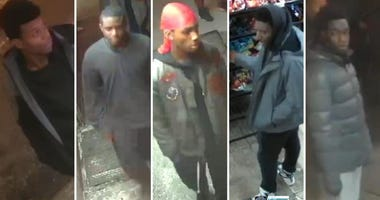 Suspects in deadly beating