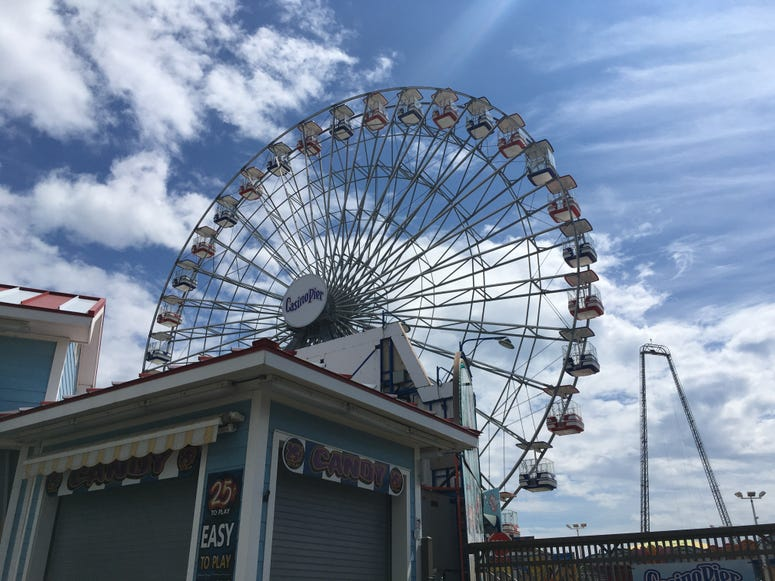 Casino Pier - Seaside Heights