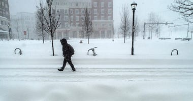 Snow In Connecticut