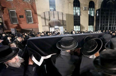 Jersey City Victim's Funeral