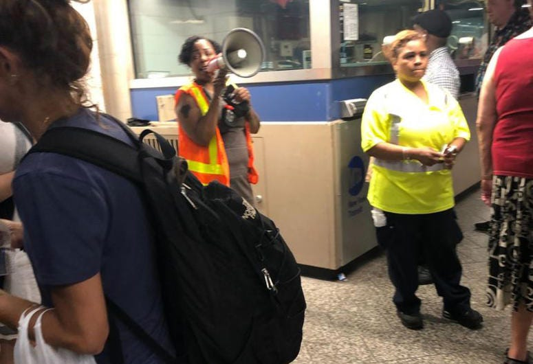 Grand Central - Subway Suspensions