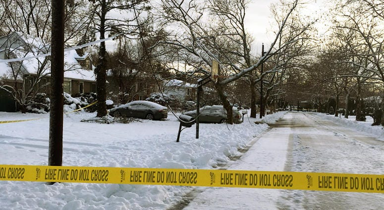 Downed Wires on Long Island