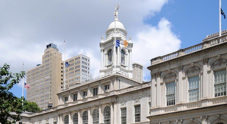 New York City Hall