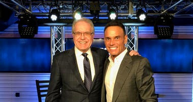 CEO Radio Host Ray Hoffman With Kevin Harrington