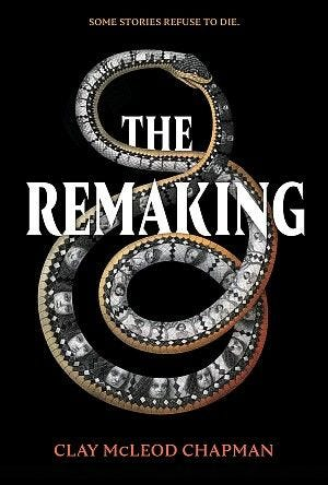 The Remaking book cover