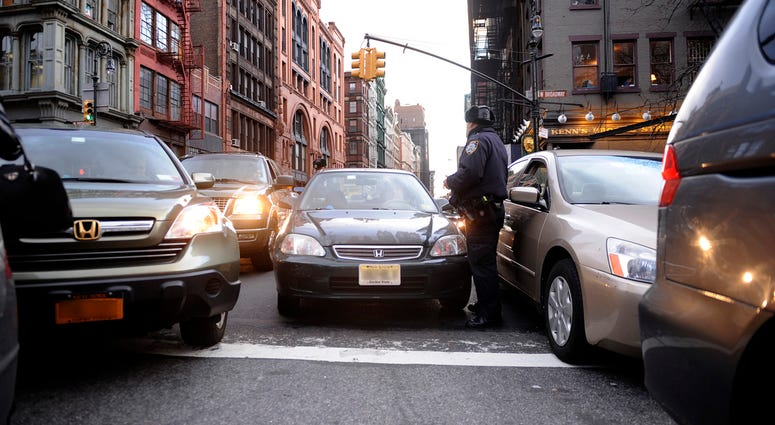 Manhattan Congestion