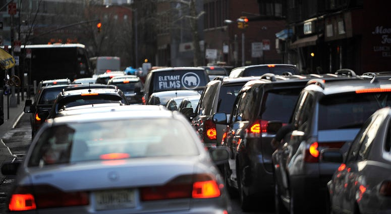 New York traffic congestion pricing