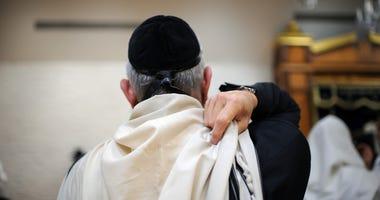 Orthodox Jewish man