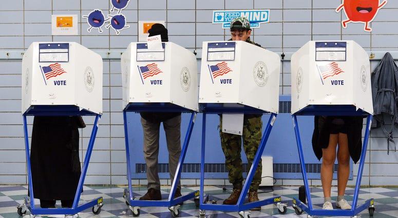 New York City voters