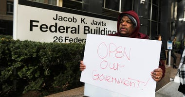 New York City Government Shutdown