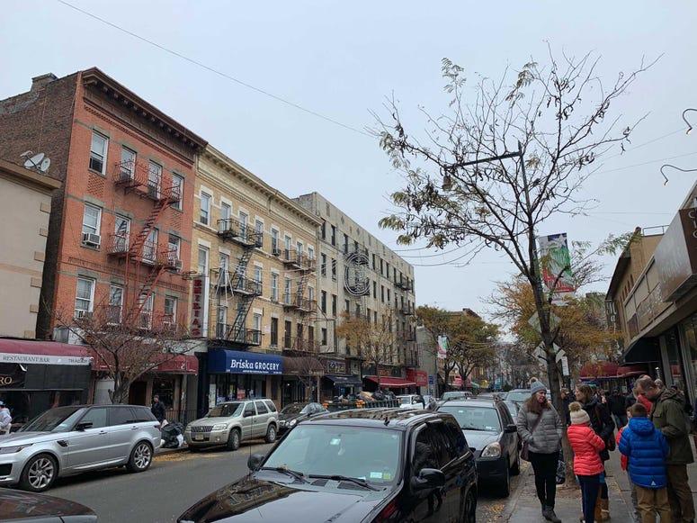 Arthur Avenue Bronx