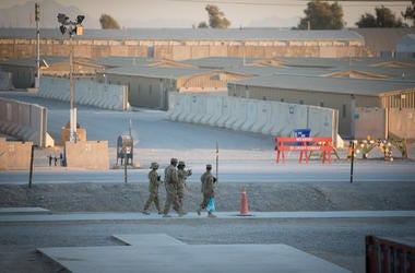 US troops Afghanistan