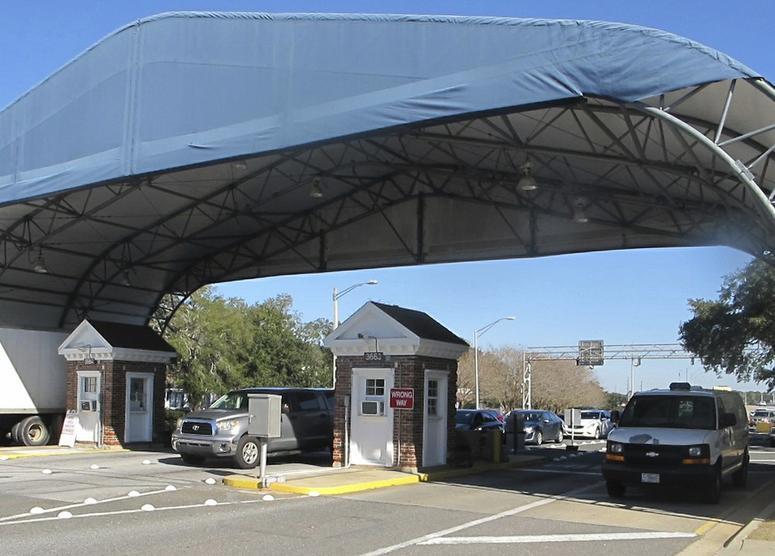 Pensacola Navy Base
