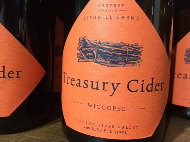 Treasury Cider