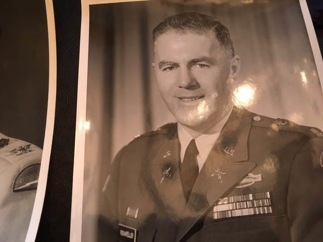 Maj. Gen. Harry Rockafeller
