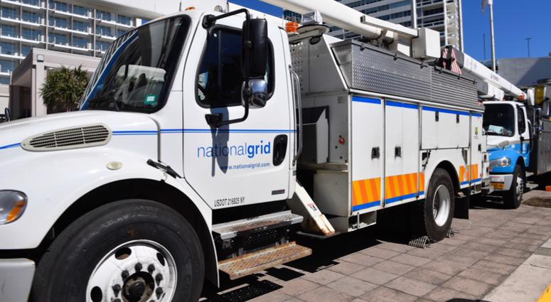 National Grid Trucks