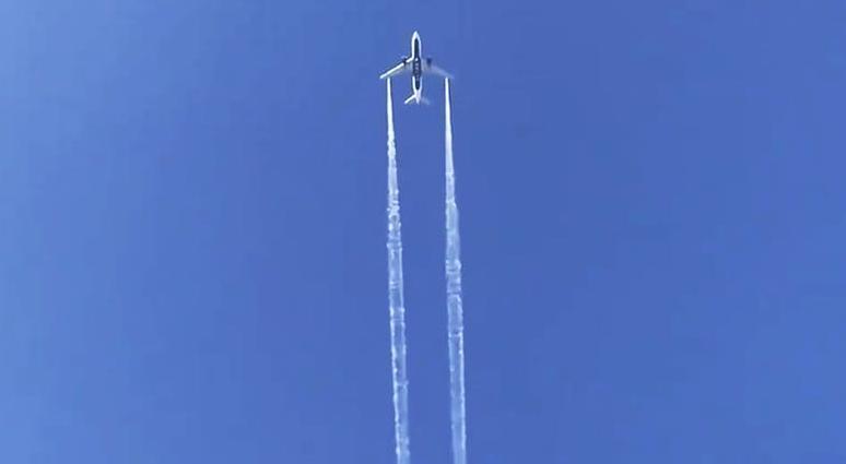 Aircraft Fuel Dump LA