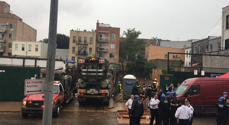 Brooklyn Construction Site Collapse