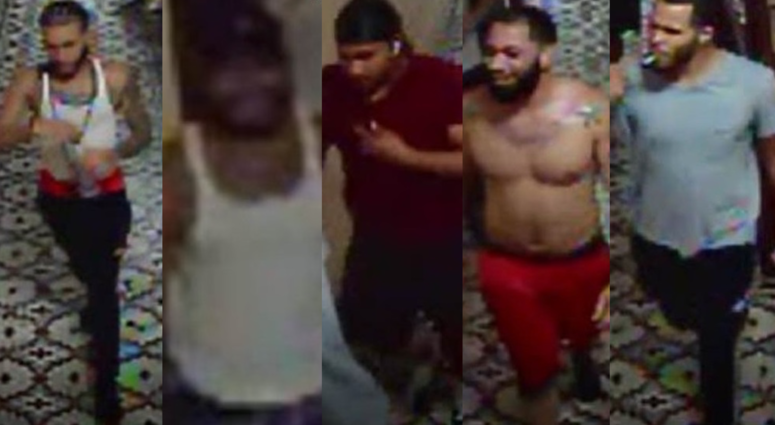 Burglary suspects Bronx