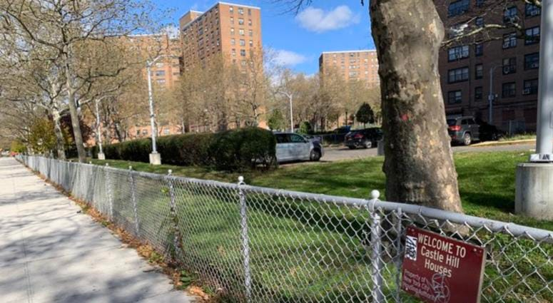Castle Hill Houses - NYCHA