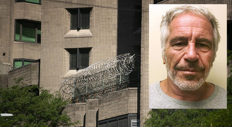 Jeffrey Epstein Metropolitan Correctional Center